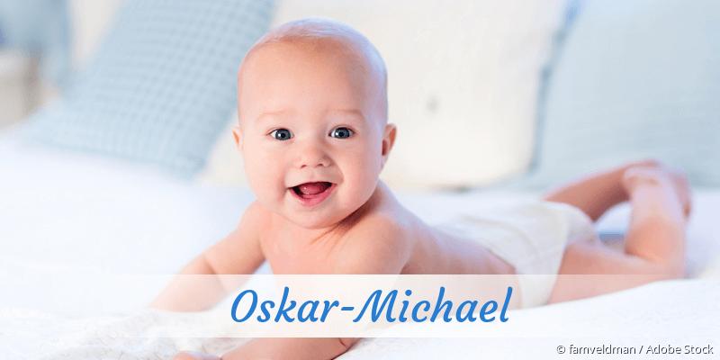 Name Oskar-Michael als Bild