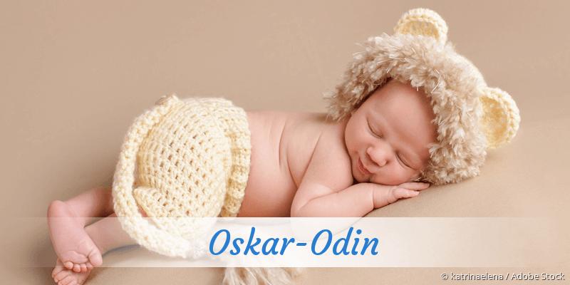 Name Oskar-Odin als Bild