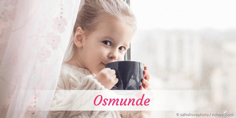 Name Osmunde als Bild