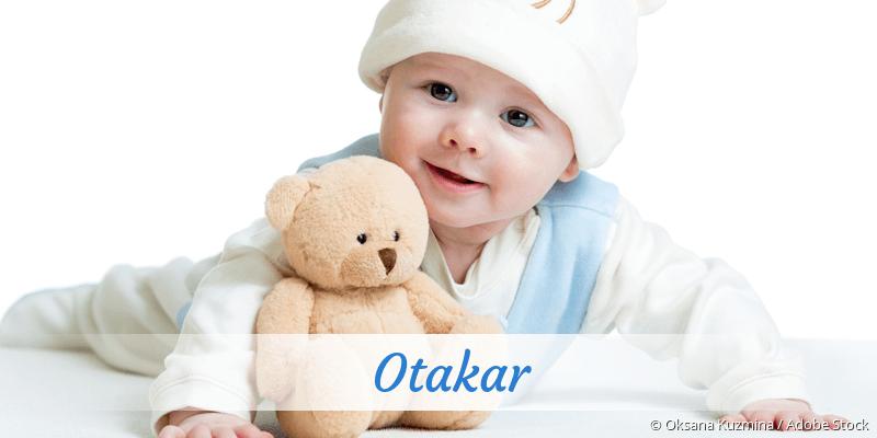 Name Otakar als Bild