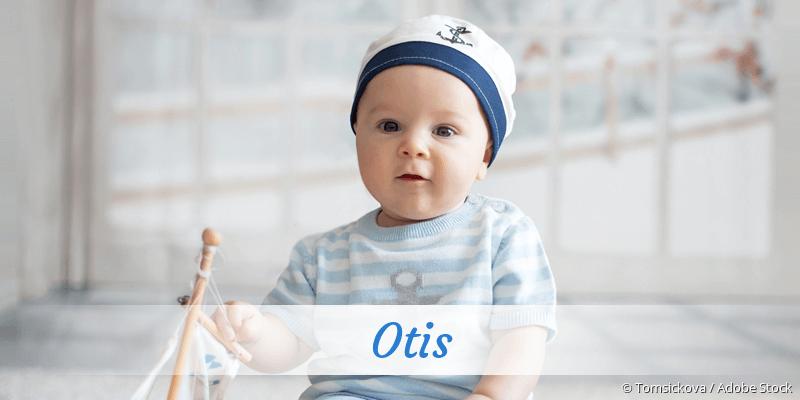 Name Otis als Bild