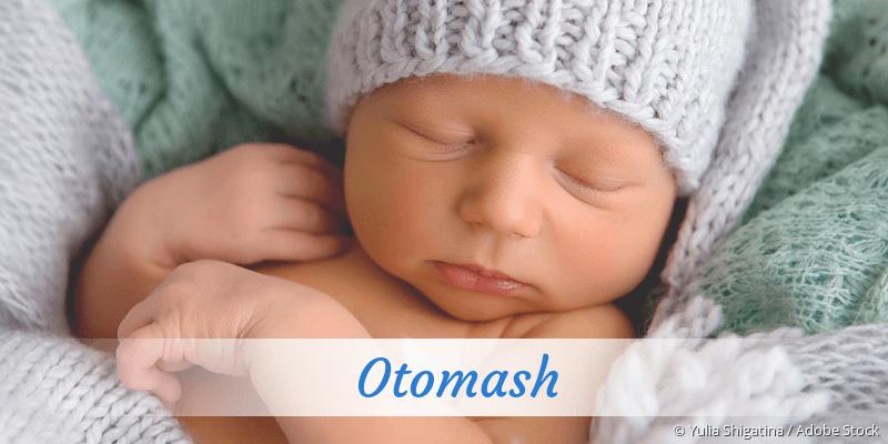 Name Otomash als Bild
