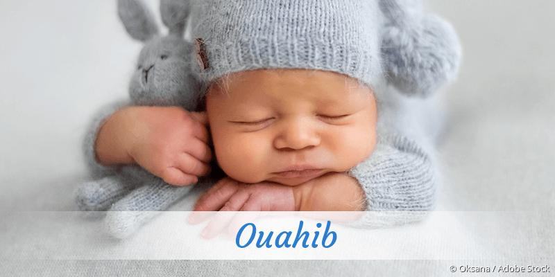 Name Ouahib als Bild