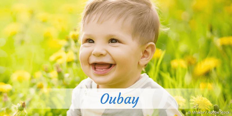 Name Oubay als Bild