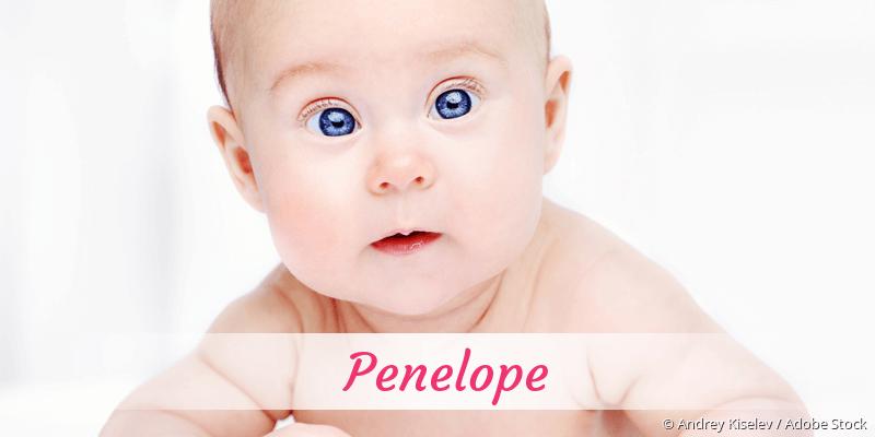 Name Penelope als Bild