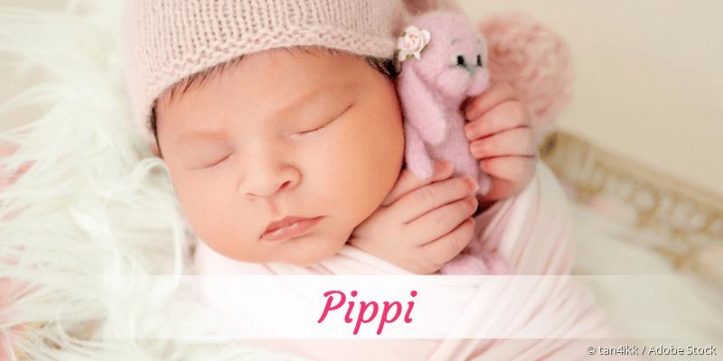 Name Pippi als Bild