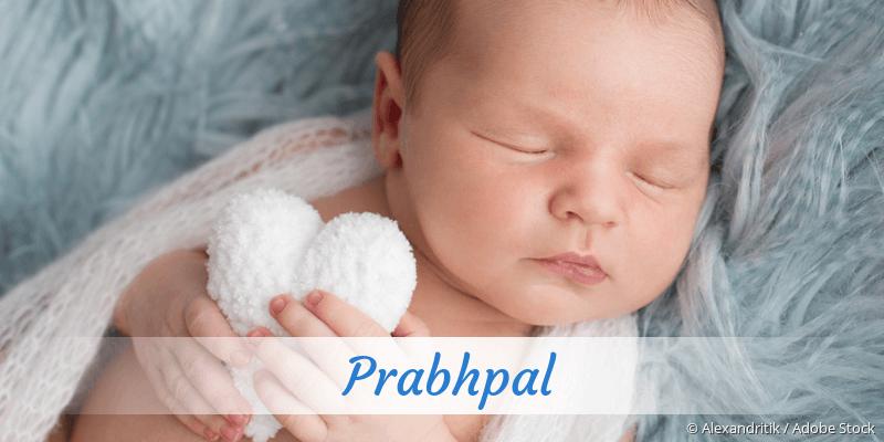 Name Prabhpal als Bild