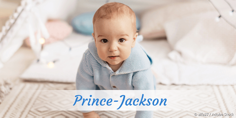 Name Prince-Jackson als Bild