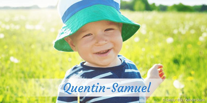 Name Quentin-Samuel als Bild