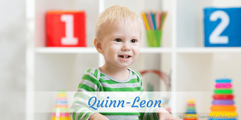 Name Quinn-Leon als Bild