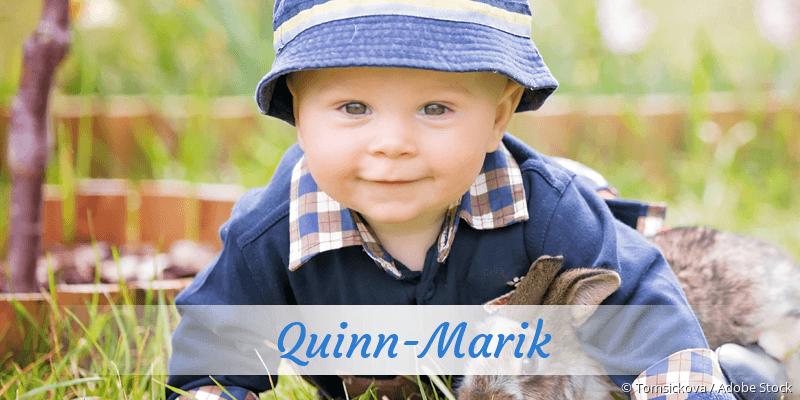 Name Quinn-Marik als Bild