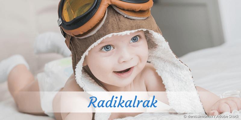 Name Radikalrak als Bild