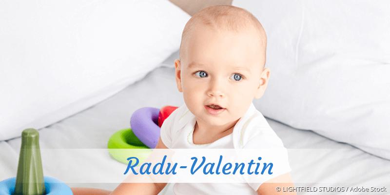 Name Radu-Valentin als Bild