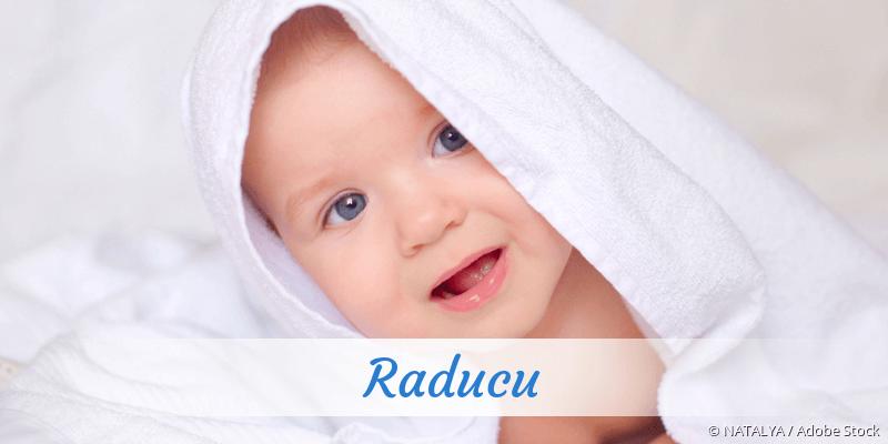 Name Raducu als Bild