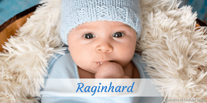 Name Raginhard als Bild