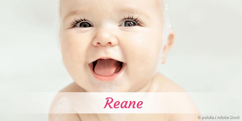 Name Reane als Bild
