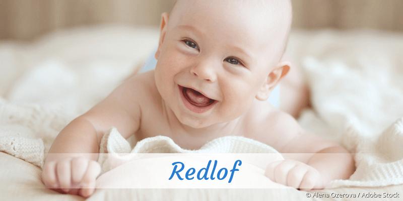 Name Redlof als Bild