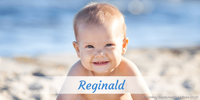 Name Reginald als Bild