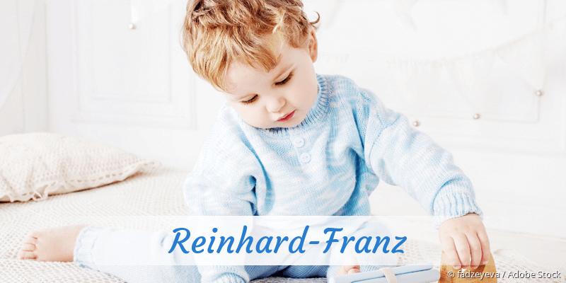 Name Reinhard-Franz als Bild