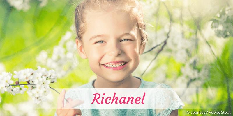 Name Richanel als Bild