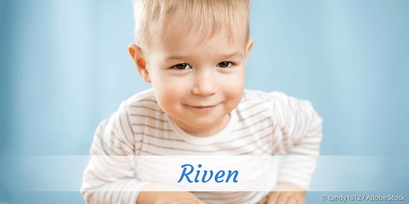 Name Riven als Bild
