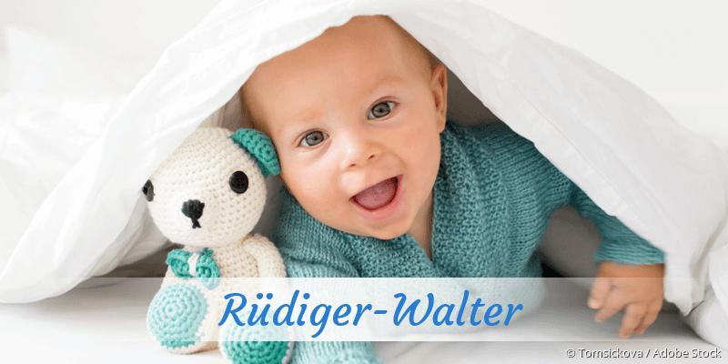 Name Rüdiger-Walter als Bild