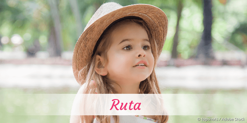 Name Ruta als Bild
