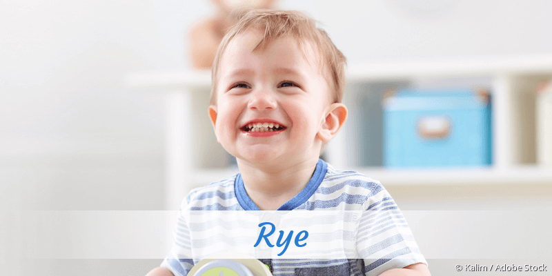 Name Rye als Bild