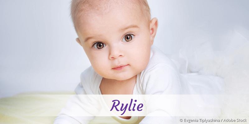 Name Rylie als Bild