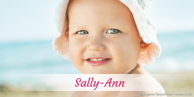Name Sally-Ann als Bild