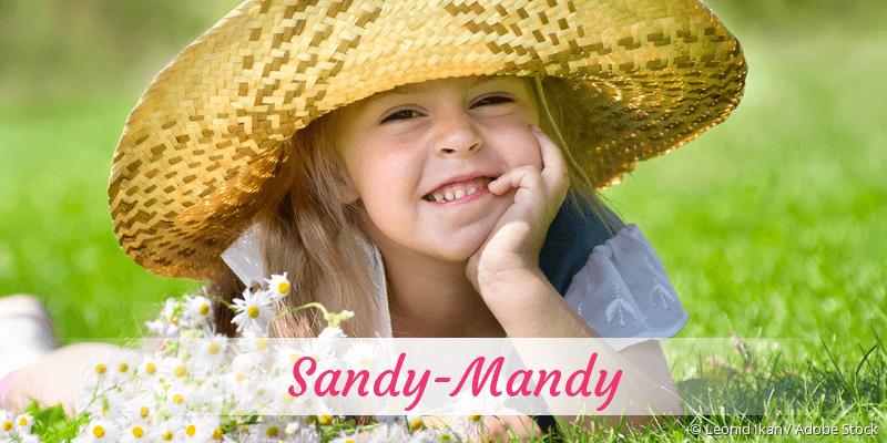 Name Sandy-Mandy als Bild