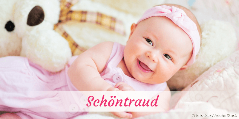 Name Schöntraud als Bild