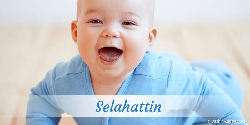 Name Selahattin als Bild