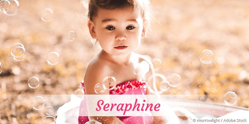 Name Seraphine als Bild