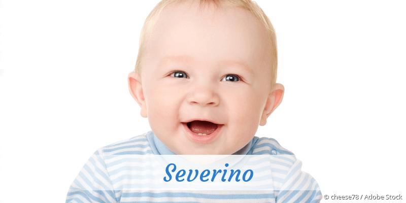 Name Severino als Bild