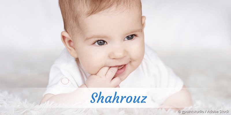 Name Shahrouz als Bild