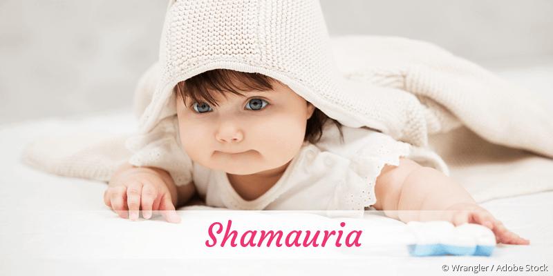 Name Shamauria als Bild