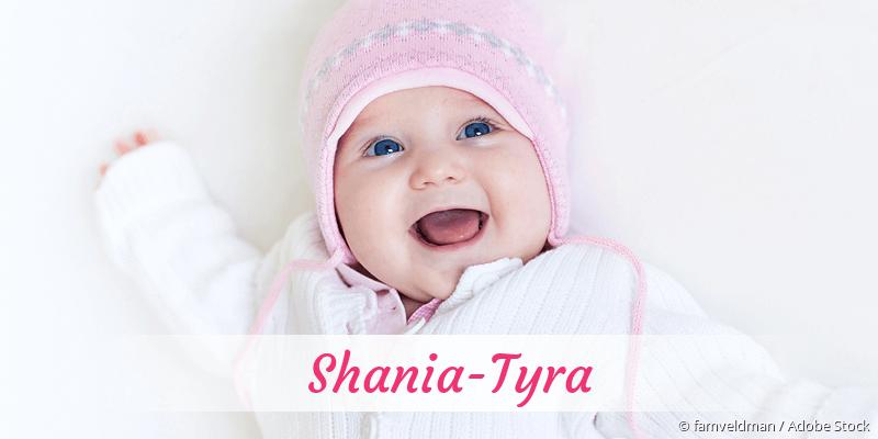 Name Shania-Tyra als Bild