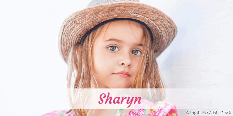 Name Sharyn als Bild