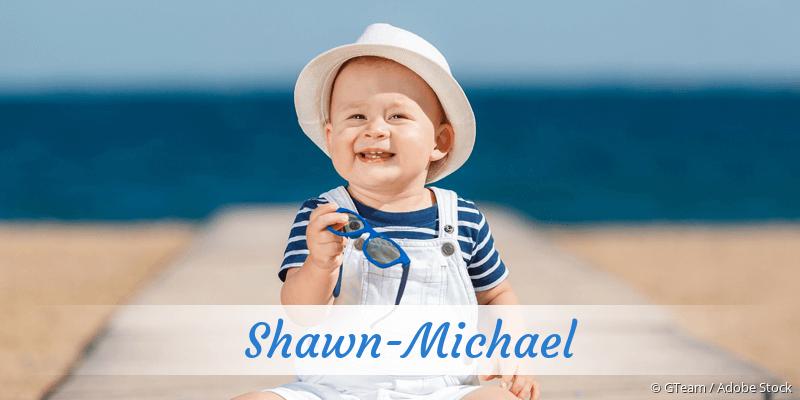 Name Shawn-Michael als Bild