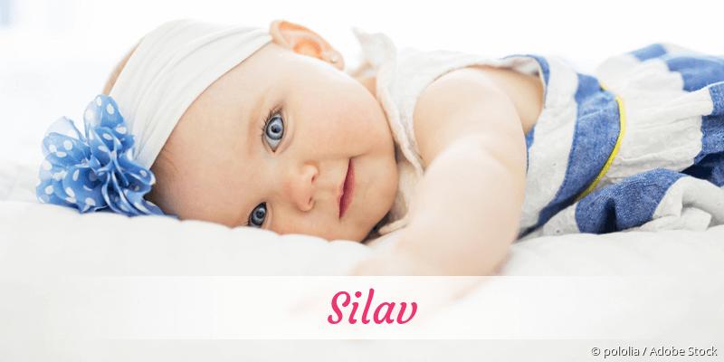 Name Silav als Bild