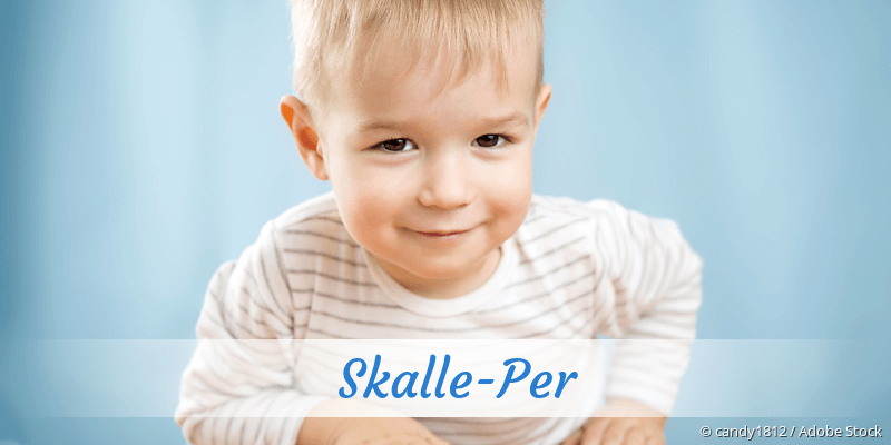 Name Skalle-Per als Bild