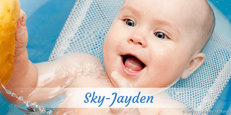 Name Sky-Jayden als Bild