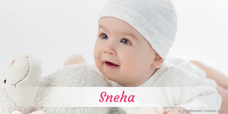 Name Sneha als Bild