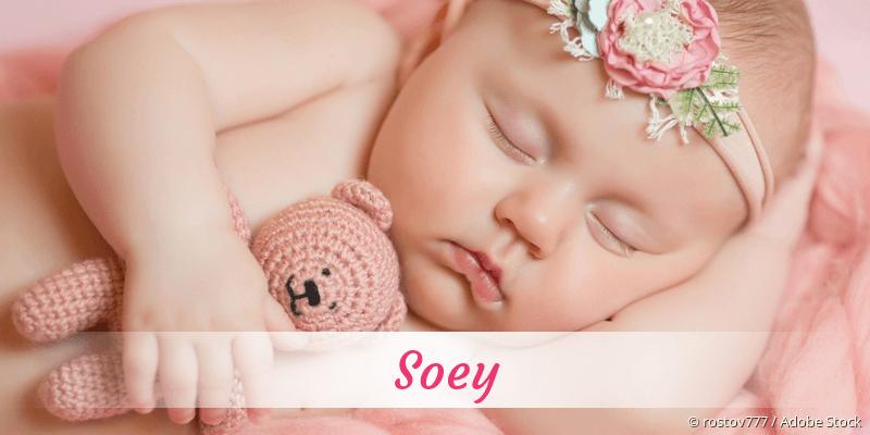 Name Soey als Bild