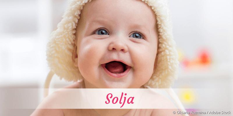Name Solja als Bild