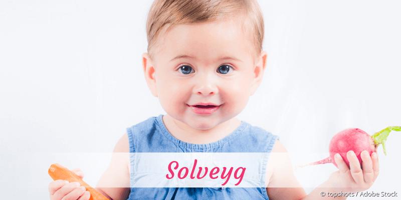 Name Solveyg als Bild