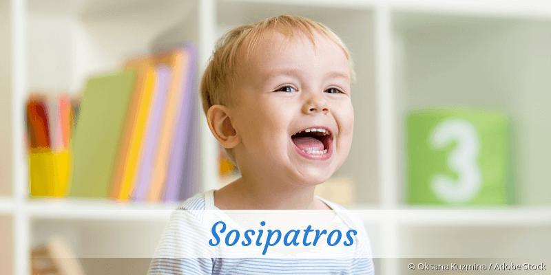 Name Sosipatros als Bild