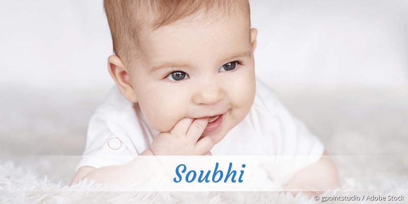 Name Soubhi als Bild