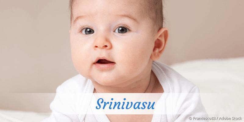 Name Srinivasu als Bild